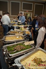 Lunch at the 2013 Internet Dating Super Conference in Las Vegas
