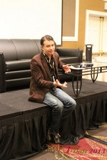 Michael McQuown (CEO of ThunderRoad) on AB testing at the January 16-19, 2013 Las Vegas Internet Dating Super Conference