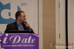 Nick Soman (CEO of LikeBright) at the January 16-19, 2013 Las Vegas Internet Dating Super Conference
