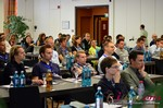 Audience  at the 39th iDate2014 Koln convention