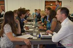 Speed Networking among Dating Industry Executives  at the 39th iDate2014 Germany convention