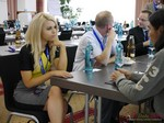 Speed Networking among Dating Industry Executives  at the 2014 E.U. Online Dating Industry Conference in Koln