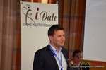 Clive Ryan, Regional Business Development Manager for Facebook  at the 11th Annual E.U. iDate Mobile Dating Business Executive Convention and Trade Show