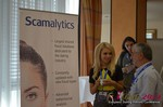 Exhibit Hall, Scamalytics Sponsor  at the September 8-9, 2014 Koln E.U. Online and Mobile Dating Industry Conference
