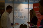 Exhibit Hall, Onebip Sponsor  at the 39th iDate2014 Koln convention