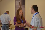 Exhibit Hall  at the September 8-9, 2014 Germany European Internet and Mobile Dating Industry Conference