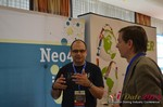 Exhibit Hall, Neo4J Sponsor  at the 39th iDate2014 Köln convention