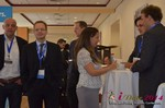 Exhibit Hall  at the September 8-9, 2014 Koln European Internet and Mobile Dating Industry Conference