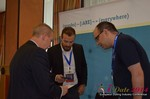Exhibit Hall, Neo4J Sponsor  at iDate2014 Germany