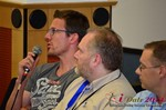Henning Weichers CEO of Metaflake, Final Panel  at the September 7-9, 2014 Mobile and Internet Dating Industry Conference in Germany