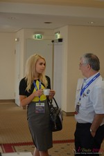 Exhibit Hall  at iDate2014 Europe