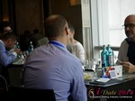 Lunch  at the September 7-9, 2014 Mobile and Online Dating Industry Conference in Koln