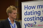 Martin Thor, Sales Manager of Mobile Entertainment at Dimoco  at the 2014 Euro 網路 Dating Industry Conference in Koln