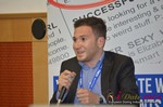 Alessandro Bruno-Bossio, Head of Sales at Neteller  at the 2014 European Online Dating Industry Conference in Germany