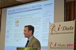 Mark Brooks from Online Personals Watch, 10th Annual State of the European Dating Industry  at the September 7-9, 2014 Mobile and 網路 Dating Industry Conference in Koln