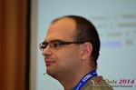 Stephan Armbruster, Sr. Consultant from Neo4J on Graph Technologies  at the 39th iDate2014 Germany convention