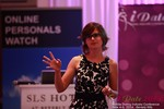 Jessica Carbino, Sociologist at UCLA Presentation On Single Mothers And Mobile Dating Demographics  at the June 4-6, 2014 Mobile Dating Business Conference in Beverly Hills