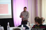 Justin Smith, Director Of Business Development at Cake Marketing at the 38th Mobile Dating Business Conference in Beverly Hills