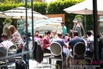 Lunch at the 2014 Online and Mobile Dating Industry Conference in Beverly Hills