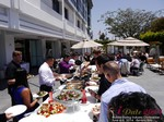 Lunch at the 38th Mobile Dating Industry Conference in Beverly Hills