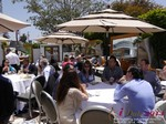 Lunch at the 2014 網路 and Mobile Dating Business Conference in Beverly Hills