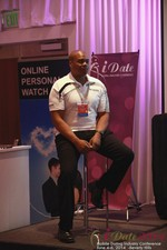 Nigel Williams, VP at Adxpansion On Best Strategies For Online Dating Conversions at the 2014 Beverly Hills Mobile Dating Summit and Convention