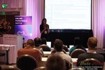 Rosalie Sutherland, Director Of Mobile Marketing at AnastasiaDate Discussing Mobile Dating Conversions  at the 38th iDate2014 California