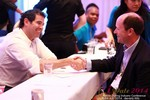 Speed Networking Among Mobile Dating Industry Executives at the 2014 網路 and Mobile Dating Business Conference in Beverly Hills