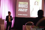 Syuzi Pakhchyan Of Fashioning Technology Keynote Presentation On Wearable Technology at the 2014 Beverly Hills Mobile Dating Summit and Convention