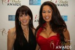 Julie Spira & Carmelia Ray  at the 2014 Las Vegas iDate Awards Ceremony
