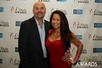 Sean Kelley & Carmelia Ray  at the 2014 Las Vegas iDate Awards