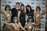Luxury Excursions  at the 2014 Las Vegas iDate Awards Ceremony
