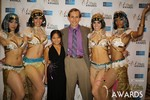 Peter Christopher  at the 2014 Las Vegas iDate Awards