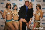 Jeff Collier & Sheri Grande  in Las Vegas at the January 15, 2014 Internet Dating Industry Awards