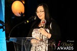 Michelle Li of Successful Match (Winner of the DatingWebsiteReview.net Award for Best New Feature) at the 2014 iDate Awards