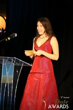 Tanya Fathers  in Las Vegas at the January 15, 2014 Internet Dating Industry Awards