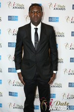 Christopher Pinnock  at the 2014 iDate Awards Ceremony