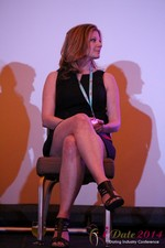 Amanda Launcher - Sr. Consultant @ Neo4J at the January 14-16, 2014 Las Vegas Online Dating Industry Super Conference