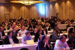 Audience at Final Panel Debate at the 2014 Las Vegas Digital Dating Conference and Internet Dating Industry Event