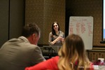 Antonia Geno - IDCA Certification Course at the January 14-16, 2014 Internet Dating Super Conference in Las Vegas