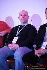 Jason Lee - CEO of DatingWebsiteReview.net at the January 14-16, 2014 Las Vegas Internet Dating Super Conference
