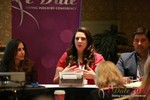 Marian Avgitidis - Matchmaker & Dating Coach Panel at iDate Expo 2014 Las Vegas