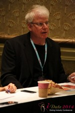 Dr. David Buss at iDate2014 Las Vegas