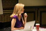 CNN's Dr. Wendy Walsh - Matchmaking Debate Moderator at iDate Expo 2014 Las Vegas