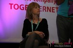 Sharon Jayson of USA today on Mobile Video Dating Technology Panel at the 11th Annual iDate Super Conference