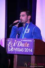 Steve Dakota Happas - Moderator of Dating Affiliate Marketing Panel at iDate2014 Las Vegas