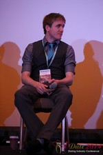 Steve Dean - CEO of Dateworking at the January 14-16, 2014 Las Vegas Online Dating Industry Super Conference