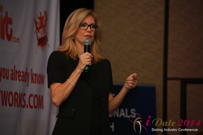 Dr. Wendy Walsh - Reporter @ CNN at Las Vegas iDate2014