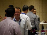 Networking among China and Far East Dating Executives at the 2015 China Online Dating Industry Conference in Beijing