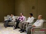 Final Panel - Dating Industry Executives at the May 28-29, 2015 Mobile and Online Dating Industry Conference in China